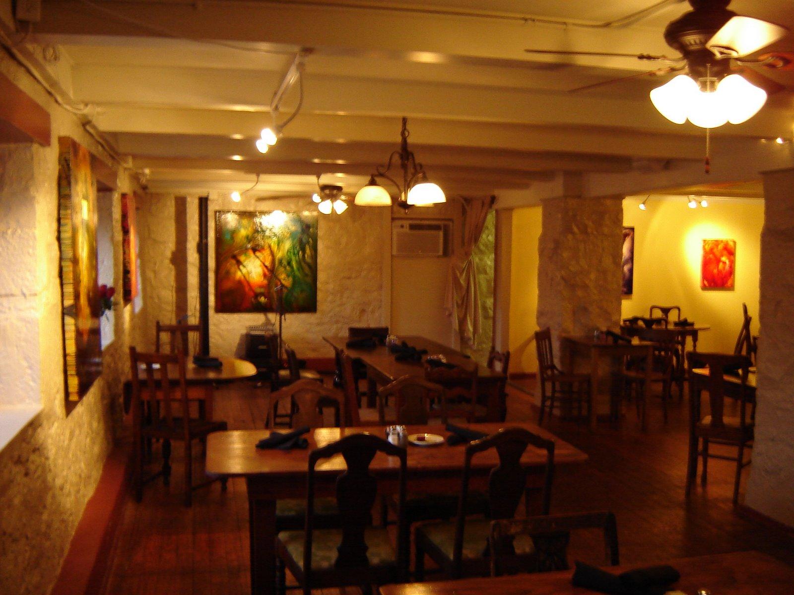 Root Cellar Cafe San Marcos