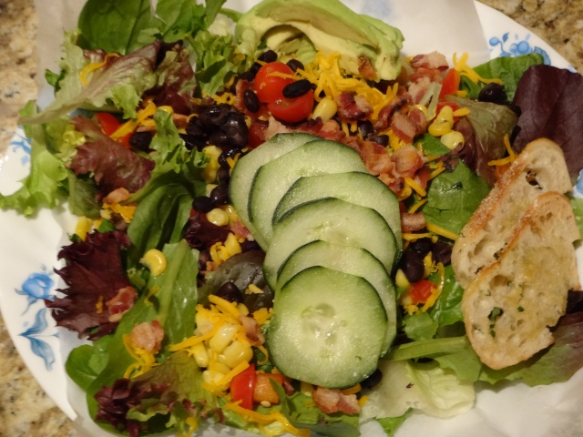 Southern Chopped Salad 1