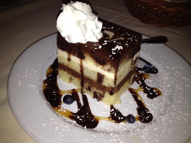Truffle Mousse Cake