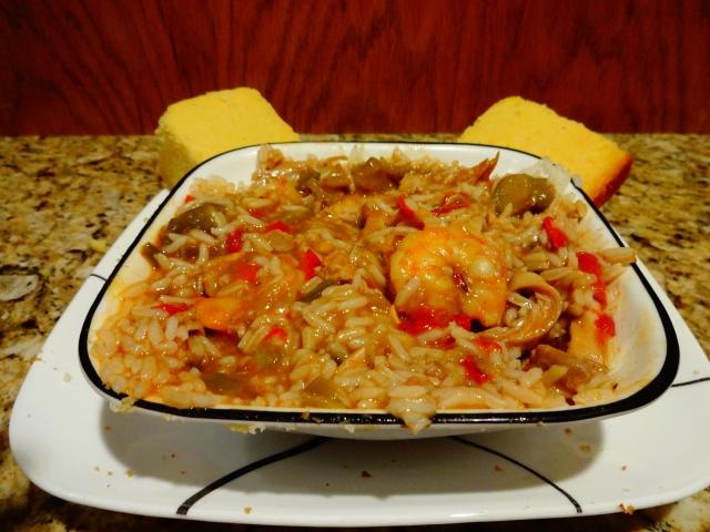 Chicken and Okra Gumbo