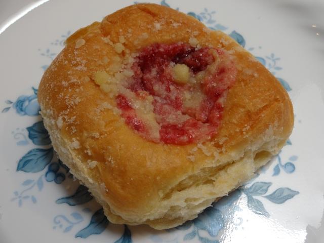 Raspberry and Cream Cheese Kolache