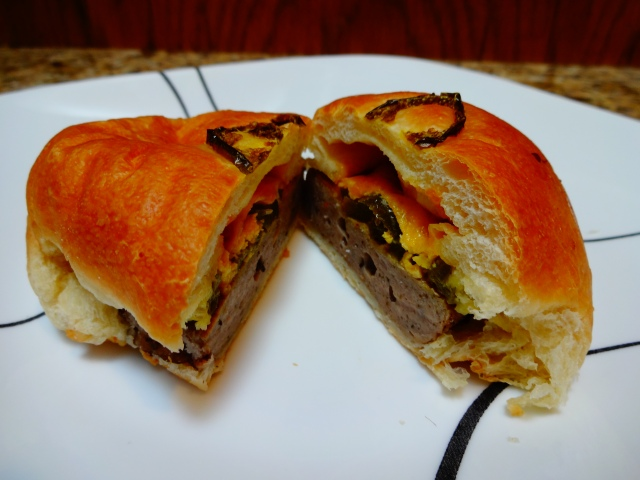 Jalapeno, Sausage, and Cheese Kolache