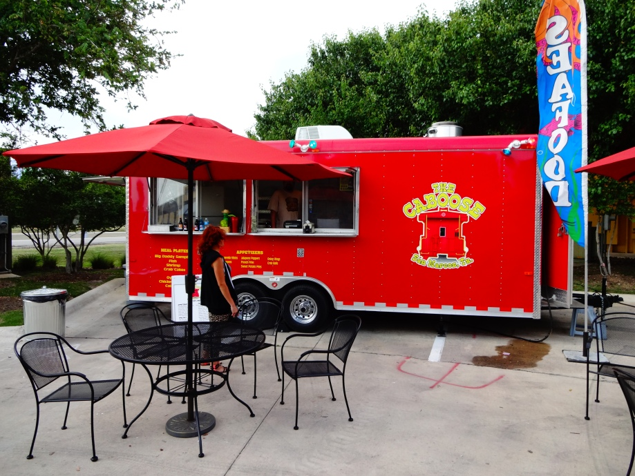 The Caboose Seafood Trailer Review: The San Marcos Food Blog
