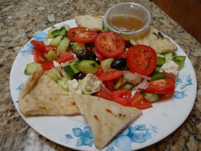 Euro Cafe Salad2