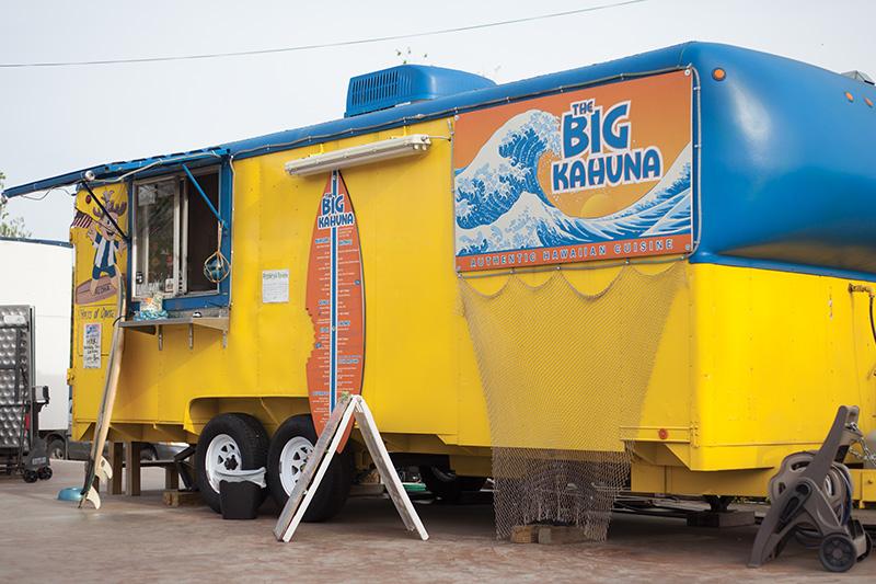 The Big Kahuna Hawaiian Food Truck ReviewThe San Marcos Food Blog |